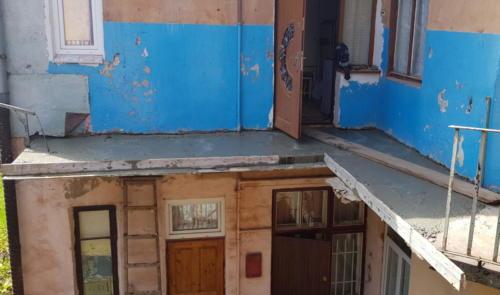 Ремонт балконної плити вул. Шараневича
